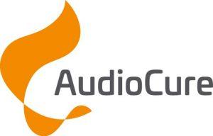 Logo Arzneimittel/Gehörverlust Startup AudioCure - HTGF Start-up VC Finanzierung