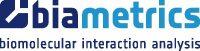 Logo Diagnostik/Biosensoren Startup biametrics - HTGF Start-up VC Finanzierung