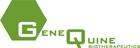 Logo Arzneimittel/Gentherapie Startup Genequine Biotherapeutics - HTGF Start-up VC Finanzierung