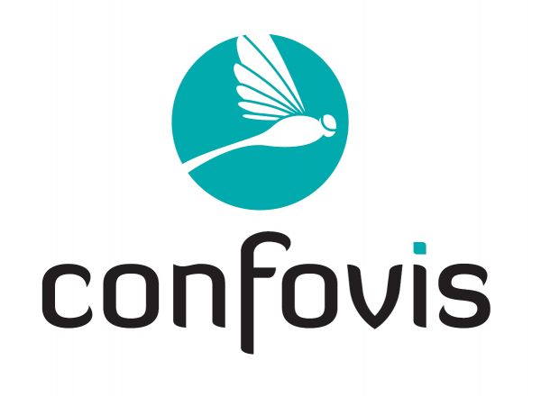 Logo industrial Tech Startup confovis - HTGF Start-up VC Finanzierung