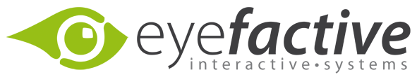 Logo Anwendungen/Illumination/Projection Startup eyefactive - HTGF Start-up VC Finanzierung