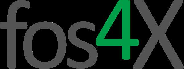 Logo Tech/Infrastructure/optische Vermessung Startup fos4X - HTGF Start-up VC Finanzierung