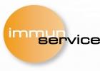 Logo Arzneimittel/onkologie Startup Immunservice - HTGF Start-up VC Finanzierung