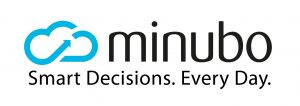 Logo Tech/Infrastructure/Retail Intelligence Startup Minubo Inc. - HTGF Start-up VC Finanzierung