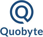Logo Tech/Infrastructure/Cloud Infrastructure Startup Quobyte Inc. - HTGF Start-up VC Finanzierung