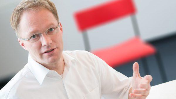 Dr. Andreas Olmes – Principal/Prokurist