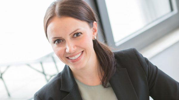 Irina Gerlach – Senior Office Manager