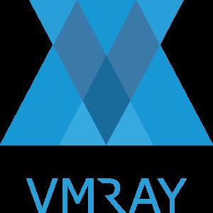 Logo Tech/Infrastructure/IT-Sicherheit Startup VMRay - HTGF Start-up VC Finanzierung