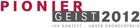 Logo Pioniergeist - Businessplanwettbewerb HTGF Netzwerkpartner