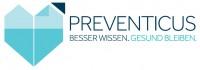Logo digital Health Startup Preventicus - HTGF Start-up VC Finanzierung