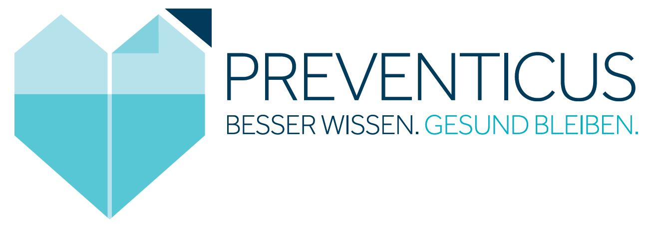 Logo digital Health Startup Preventicus - HTGF Start-up VC Finanzierung