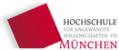 Logo Hochschule für angewandte Wissenschaften München - Hochschule HTGF Netzwerkpartner