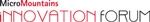Logo MicroMountain Innovtion Forum - Technologiezentrum HTGF Netzwerkpartner