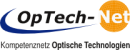 Logo OpTech-Net - Technologiezentrum HTGF Netzwerkpartner