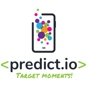 Logo Software/Industrial Tech Startup predict.io - HTGF Start-up VC Finanzierung
