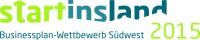 Logo startinsland 2015 - Businessplanwettbewerb HTGF Netzwerkpartner