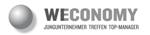 Logo Weconomy - Businessplanwettbewerb HTGF Netzwerkpartner