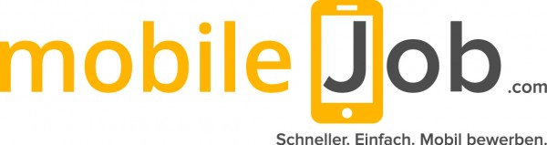 Logo Anwendungen//Human Resources/Recruiting Startup mobileJob - HTGF Start-up VC Finanzierung