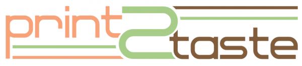 Logo: Print2Taste