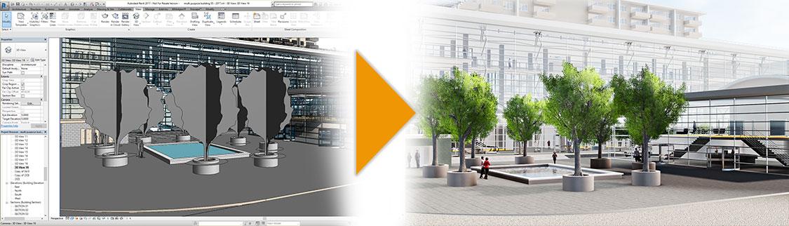 High-Tech GründerfondsHTGF welcomes Enscape GmbH, a portfolio spin