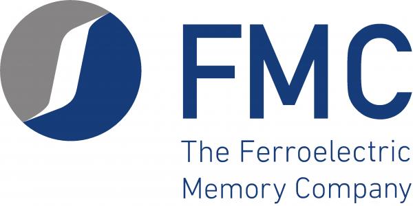 Logo: FMC – Ferroelectric Memory Company