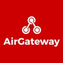 Logo Life Sience/ Infrastruktur Lösungen Startup AirGateway- HTGF Start-up VC Finanzierung