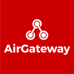 Logo: AirGateway GmbH