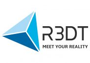 Logo R3DT – MEET YOUR REALITY
