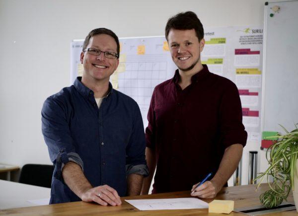 Gründer des startup retest