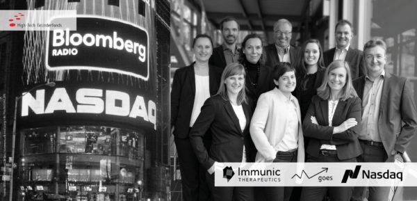 Immunic goes NASDAQ
