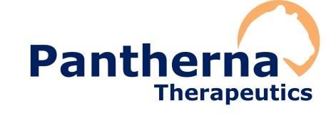 Logo Arzneimittel/Kardiovaskulär Startup Pantherna - HTGF Start-up VC Finanzierung