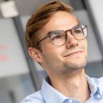 Johannes Gebendorfer- HTGF Startup Investor