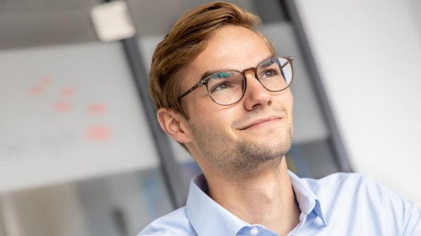 Christian Berbig – Junior Analyst