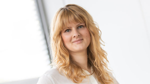 Claudia Seifert – Junior Marketing & Communications Manager