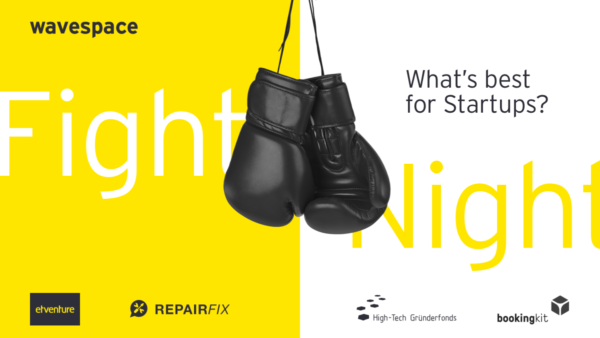 Fight Night HTGF etVenture