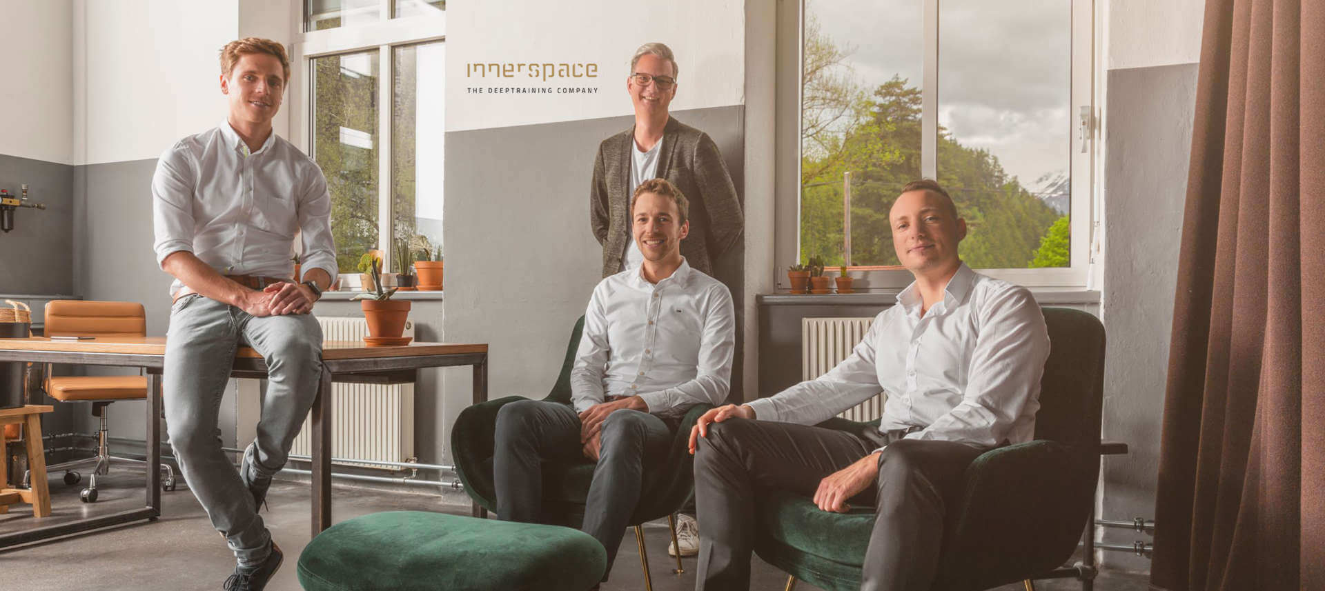 Team Innerspace - HTGF Investment
