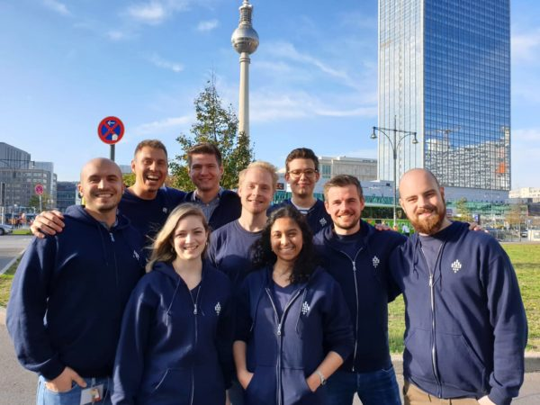 Investment HTGF Gründerteam Datarade