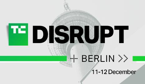 Tech Crunch Disrupt 2020