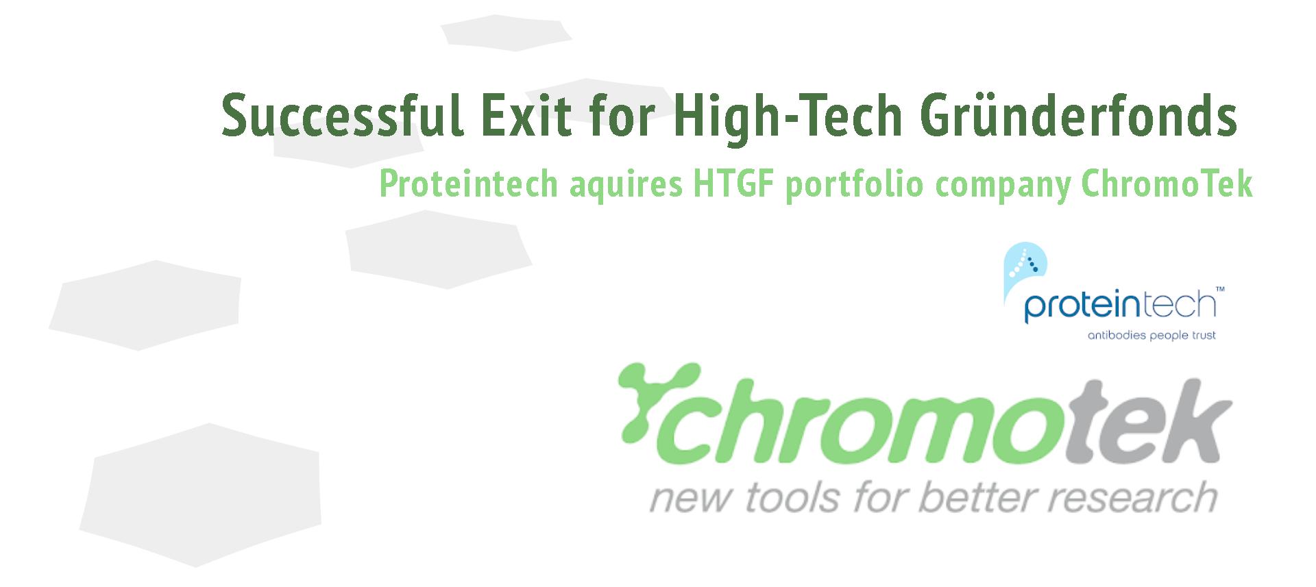 HTGF Exit ChromoTek