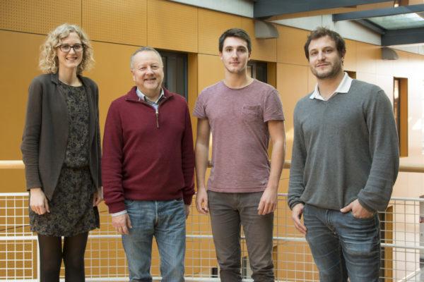 Laclarée Team HTGF Seedinvestment