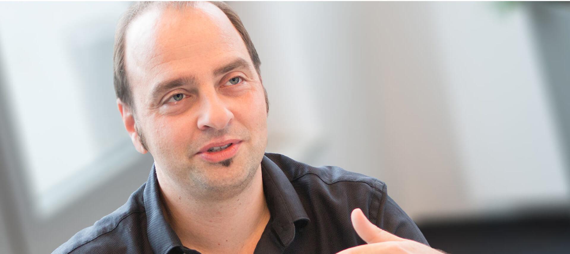 Klaus Lehmann Partner des HTGF VC Fonds