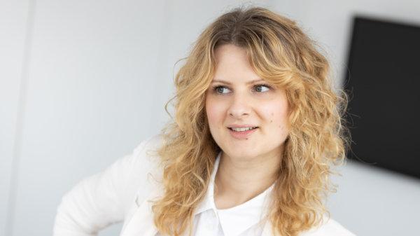 Claudia Seifert – Marketing & Communications Manager