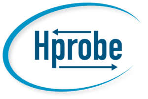 Logo Tech/Infrastructure/Halbleiter Startup Hprobe - HTGF Start-up VC Finanzierung