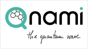 Logo Quantentechnologie Startup Qnami - HTGF Start-up VC Finanzierung