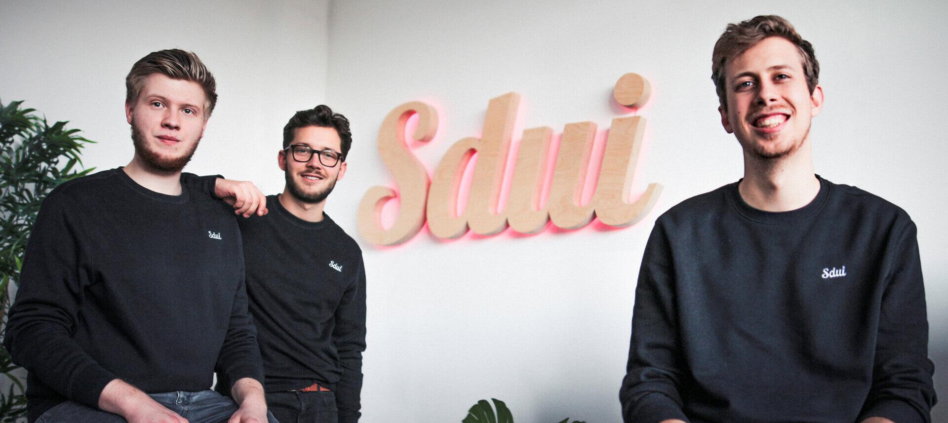 Team Sdui - HTGF Start-up Investment