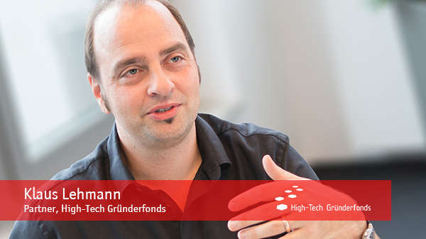 Klaus Lehmann - HTGF Partner