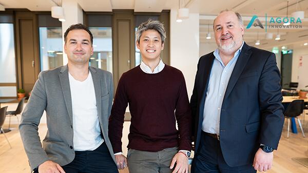 Gründer Agora - HTGF STart-Up Investement