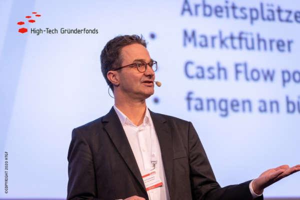 Alex von Frankenberg - Wo steht start-up Deutschland?