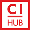 Logo Tech/Infrastructure/ Retail intelligence Startup CI HUB - HTGF Start-up VC Finanzierung