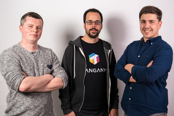 Gründer Tangany - HTGF Start-up VC Finanzierung